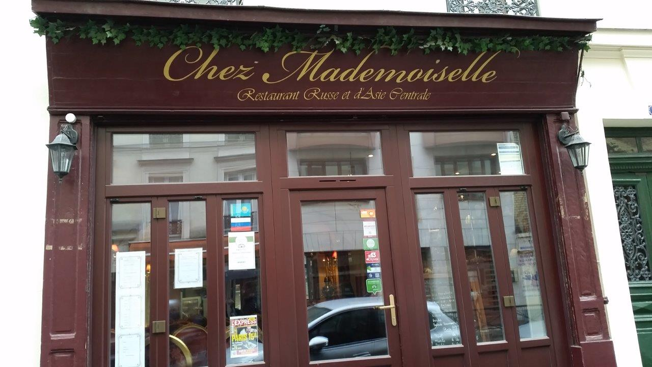 Restaurant Russe  Ef Bf Bd Paris Avec Musique