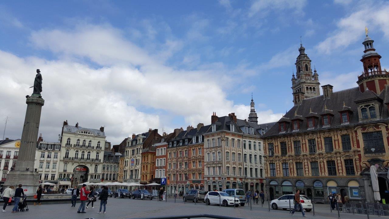 D couvrez la capitale des flandres avec le guide lille for Lille capitale des flandres