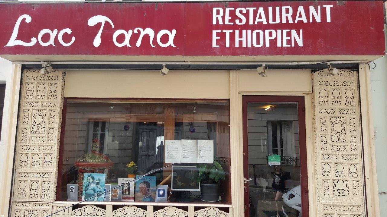 Carte Restaurant Le Tana
