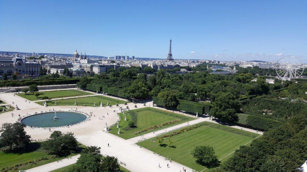 F te foraine au jardin des tuileries carnets de week ends for Jardin des tuileries 2016