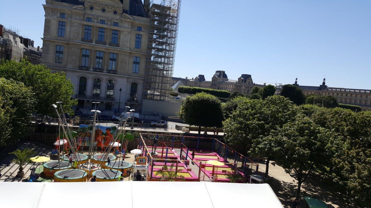 F te foraine au jardin des tuileries carnets de week ends for Au jardin des tuileries