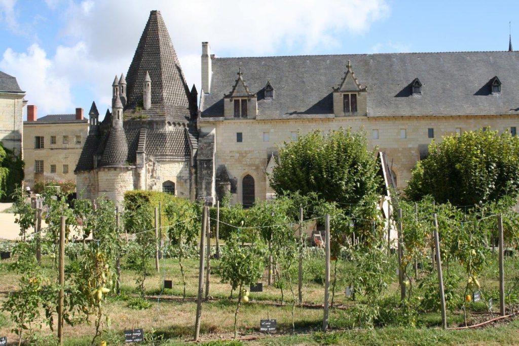 L'abbaye de Fontevraud