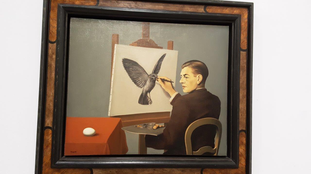Assez Magritte, la trahison des images au Centre Georges Pompidou  DR28