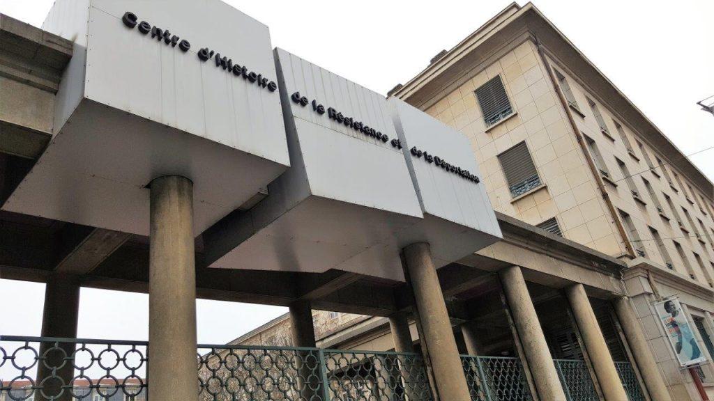 Deuxième journée à Lyon : entre Mémoire et imaginaire