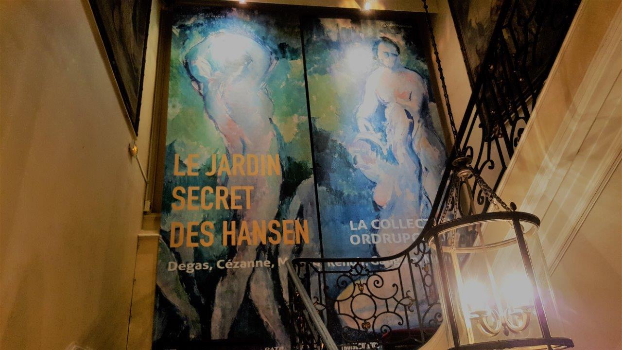 Le jardin secret des hansen au mus e jacquemart andr for Le jardin secret des hansen