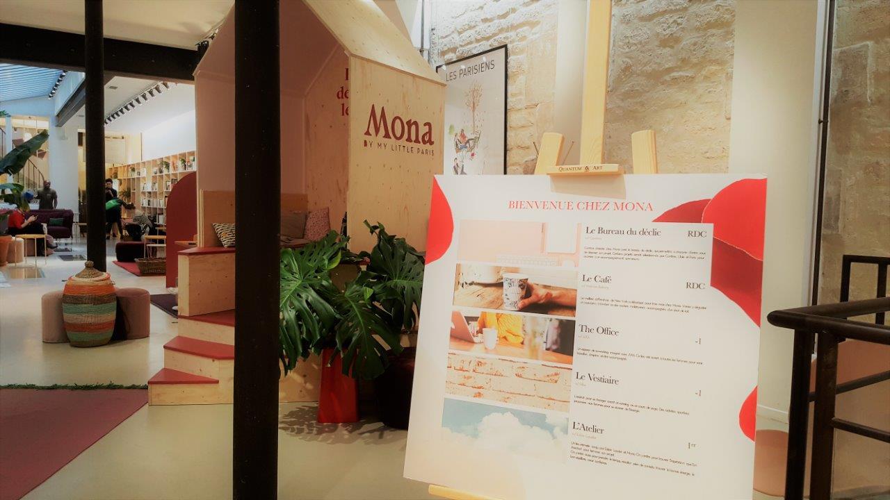 talk a brief history of women mona by my little paris carnets de week ends. Black Bedroom Furniture Sets. Home Design Ideas