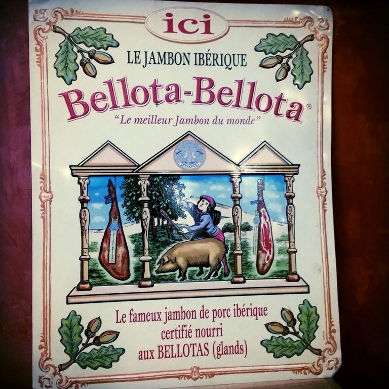 Restaurant Bellota-Bellota