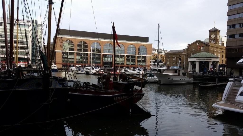 Docks de St Katharine