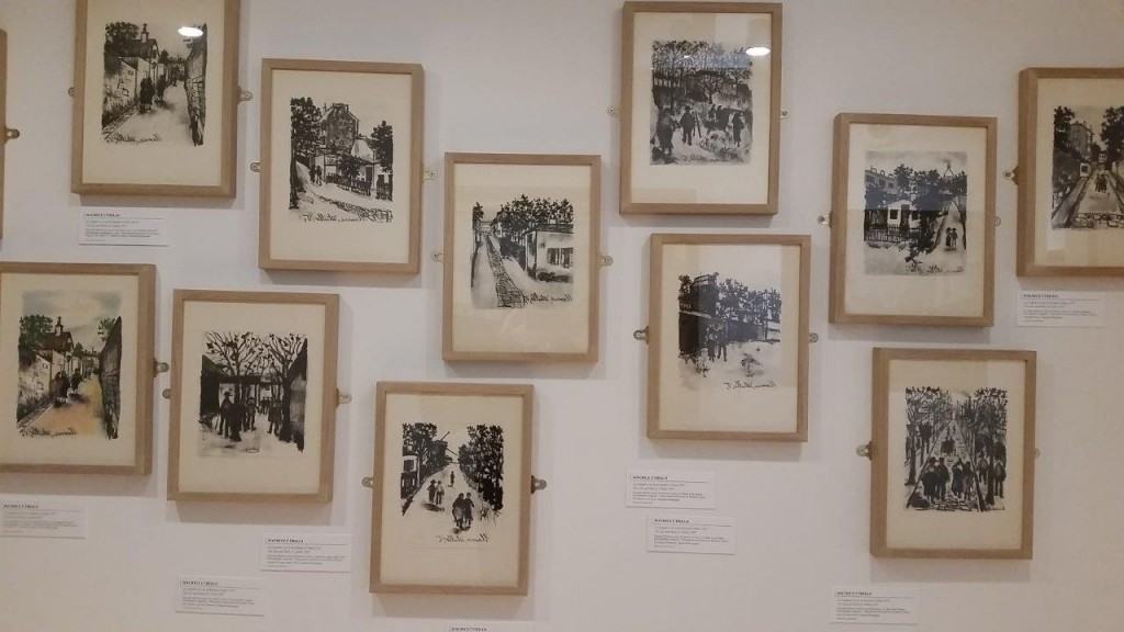 Œuvres de Maurice Utrillo
