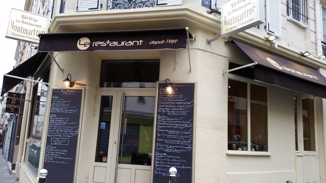 Restaurant Le Bar Du Boucher