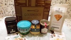 Contenu de la GOURMI BOX