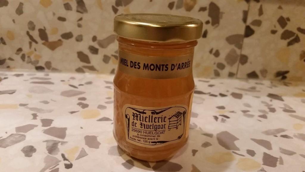 miel des Monts d'Arrée de Jean-Charles Daniel, Miellerie de Huelgoat