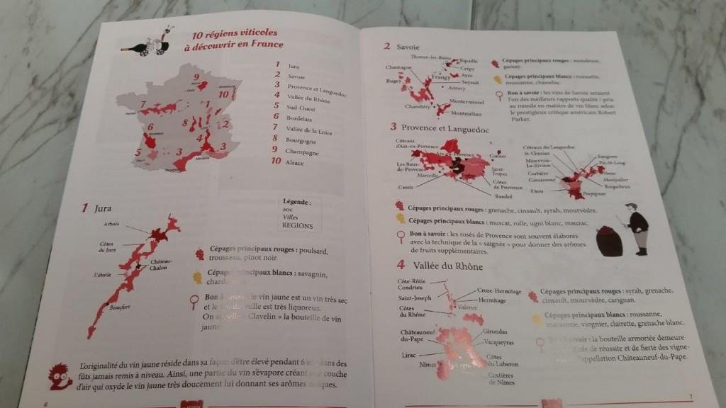 """Guide """"Le petit pratique du savoir boire"""""""