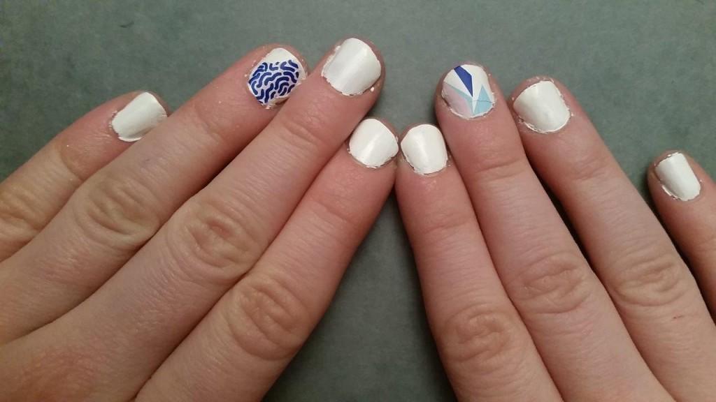 Stickers pour ongles Alfa-K