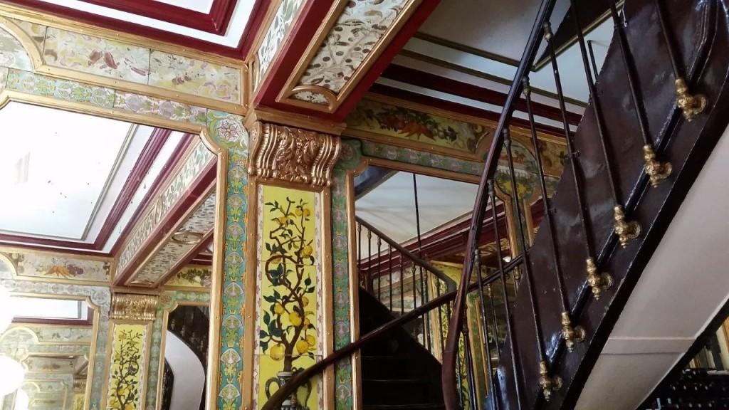 Intérieur du Restaurant Le Pharamond