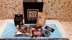 Contenu de la La Move Box