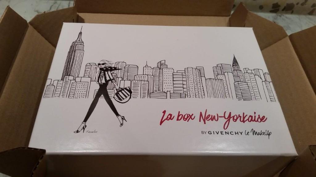Box newyorkaise