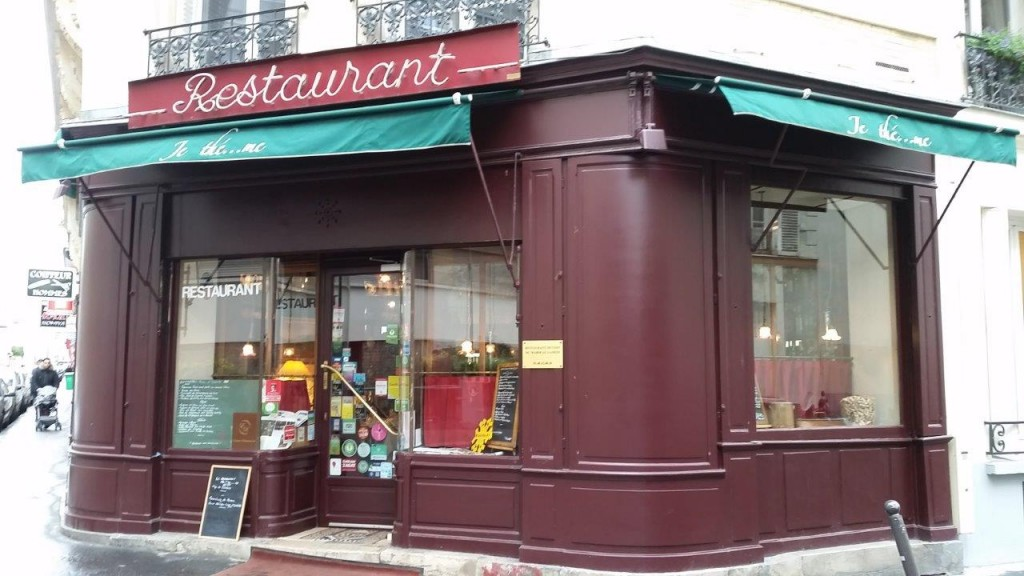 Restaurant Je Thé Me