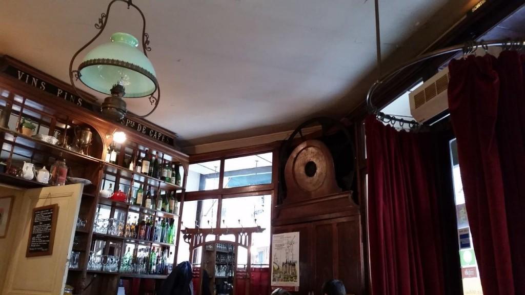A l'intérieur du restaurant Je Thé Me