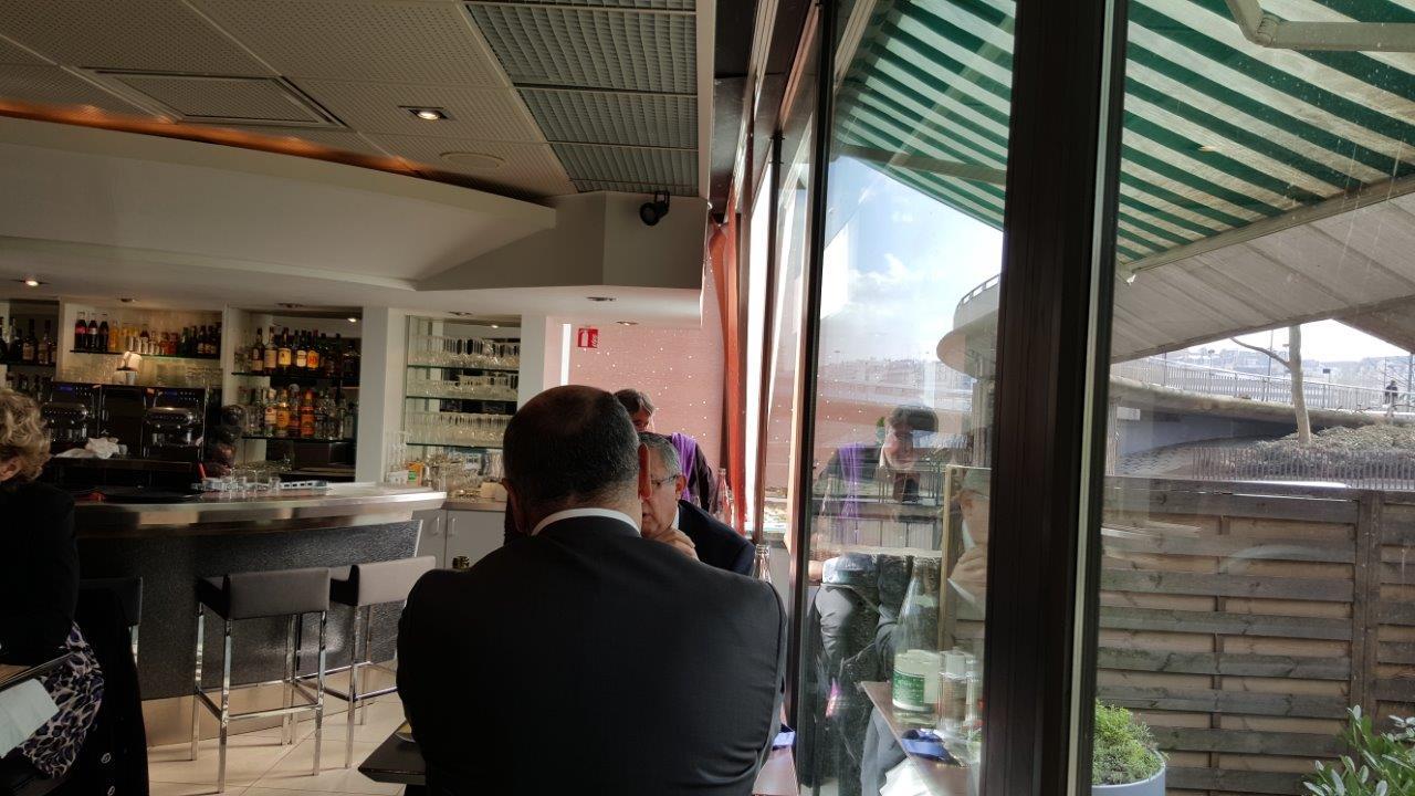 Prix Novotel Cafe