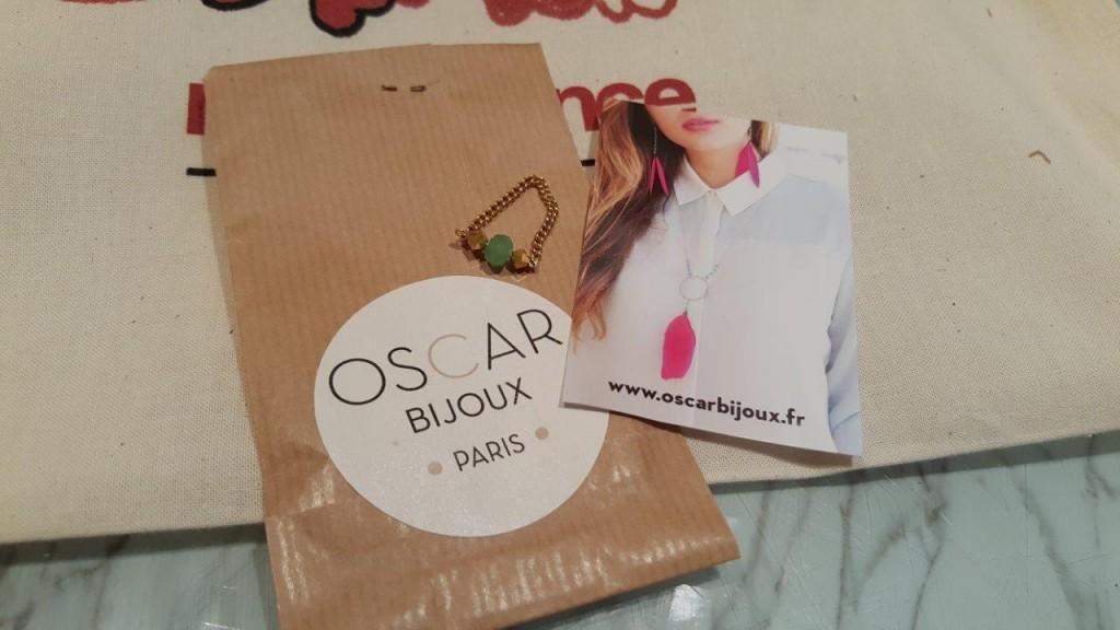 bague Oscar Bijoux