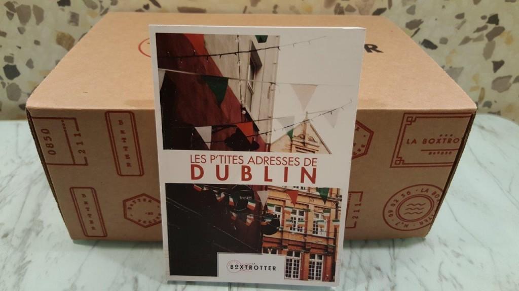 P'tites adresse de Dublin