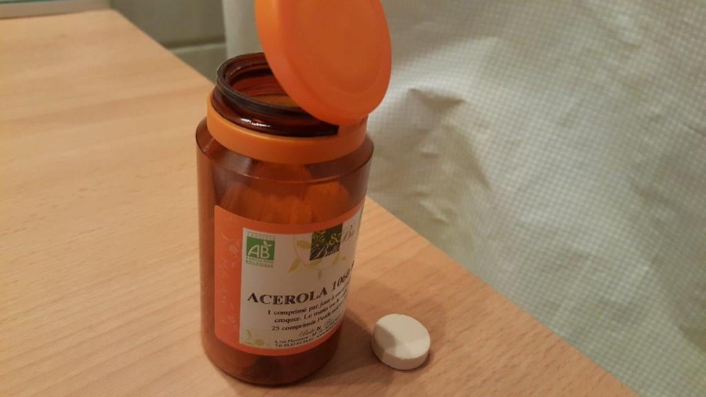 Cure d'Acérola BIO