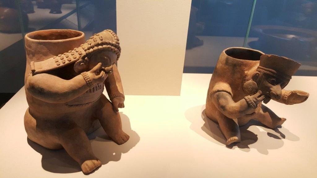 """Exposition """"Chamanes et divinités de l'Equateur précolombien"""""""