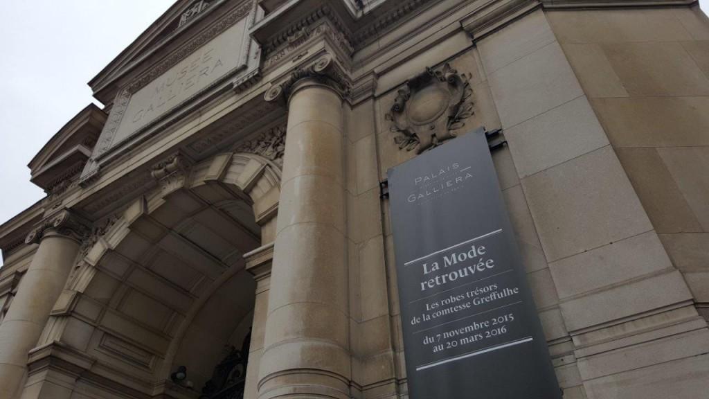 Exposition La Mode retrouvée au Musée Galliera