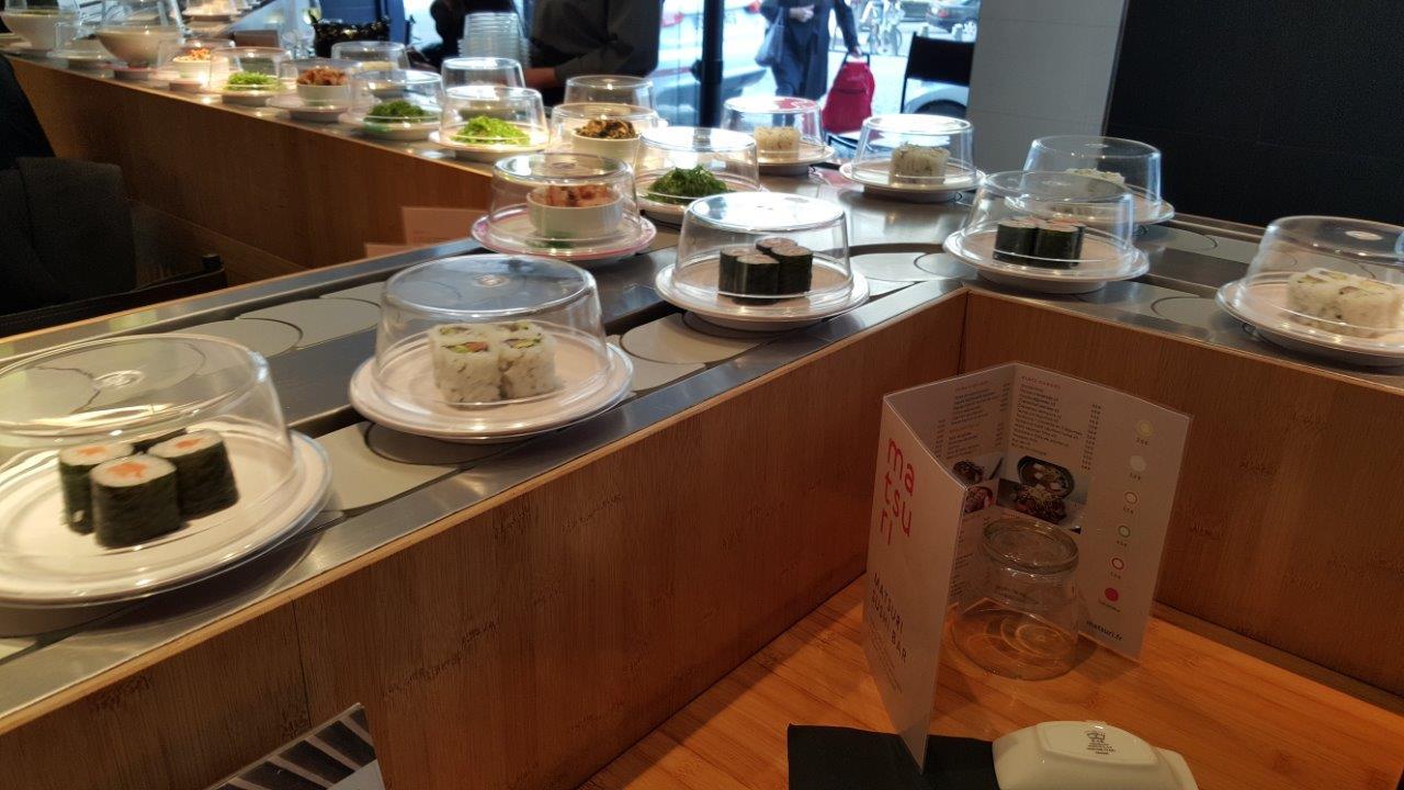 Restaurant Japonais Passy