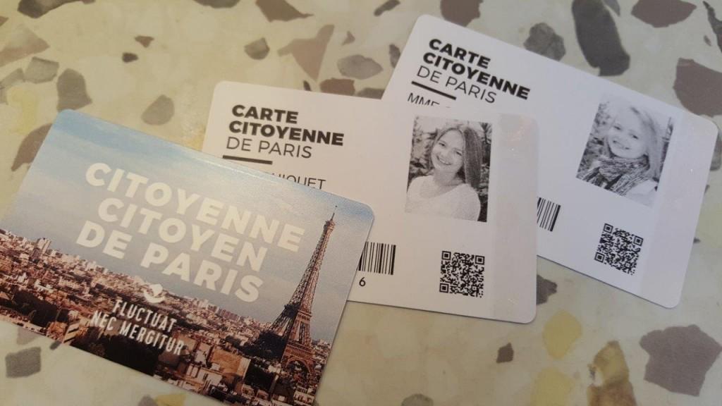 Carte citoyenne