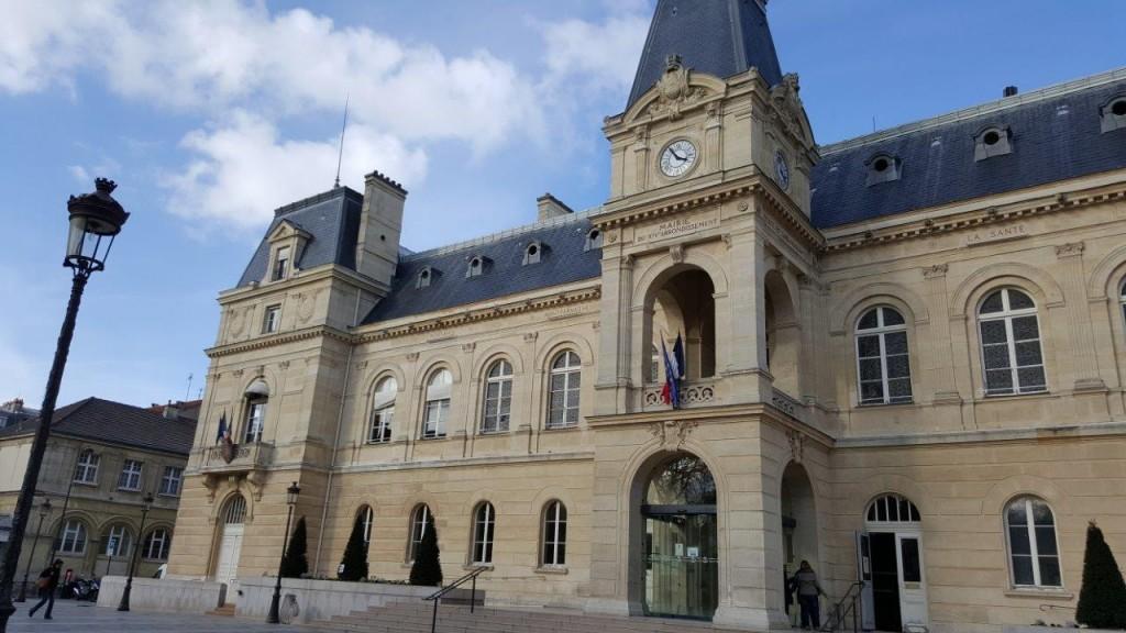 Mairie du XIVème