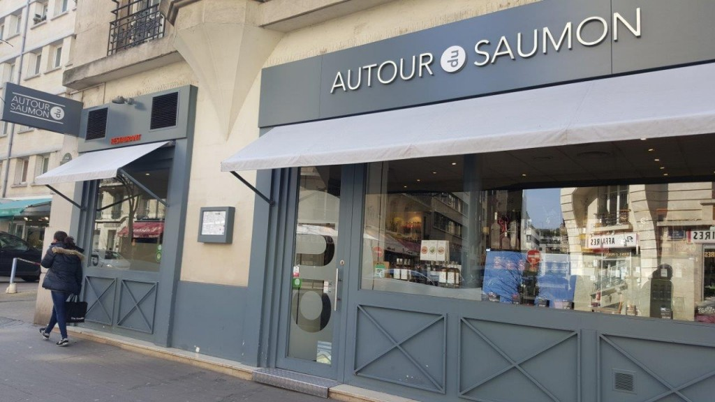 Autour du Saumon