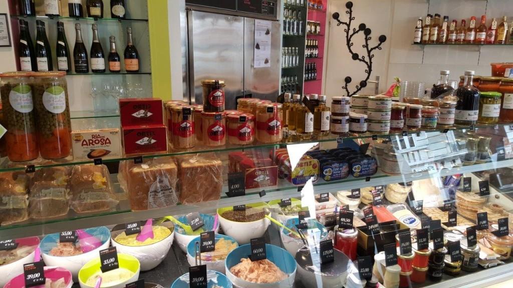 Épicerie Autour du Saumon