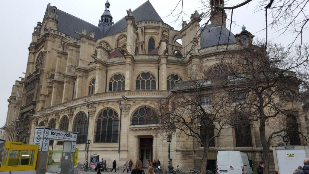 Eglise Saint Eustache