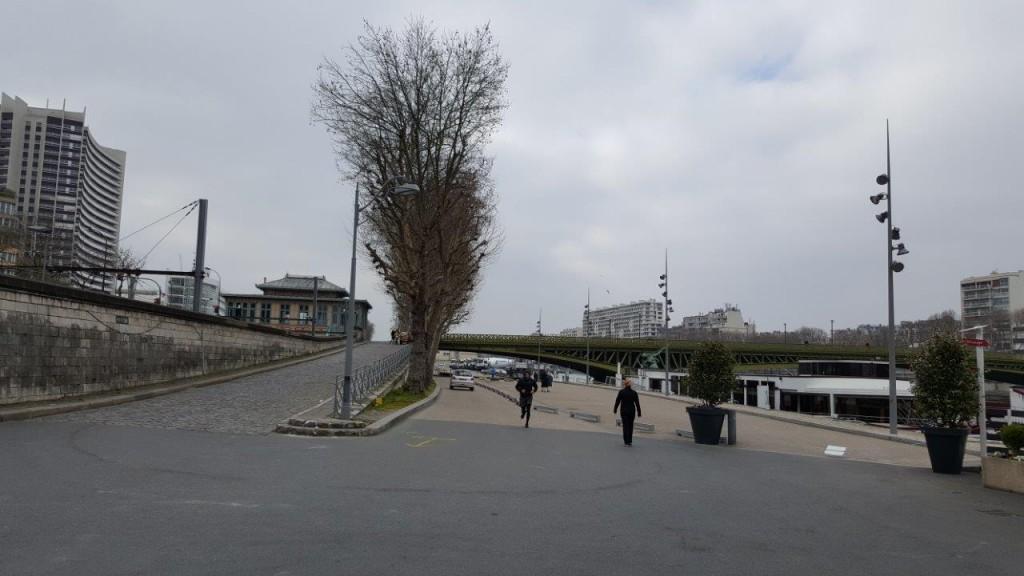 Port de Javel Haut