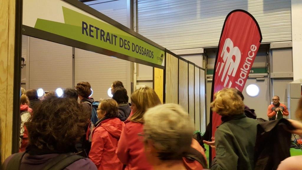 Arrivée au Salon Destinations Nature (Porte de Versailles)