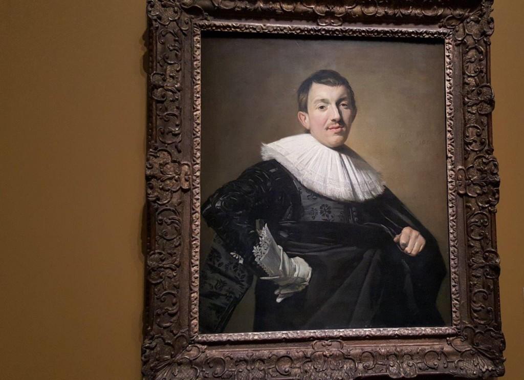 Franz Hals Portrait d'homme