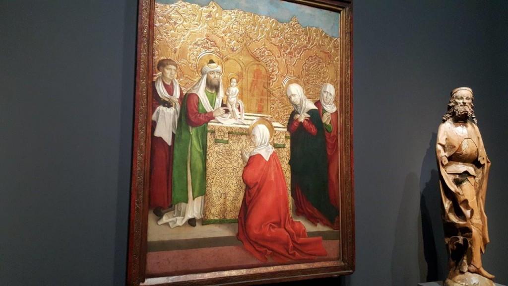 Maitre dOklolicsno Présentation de Jésus au Temple