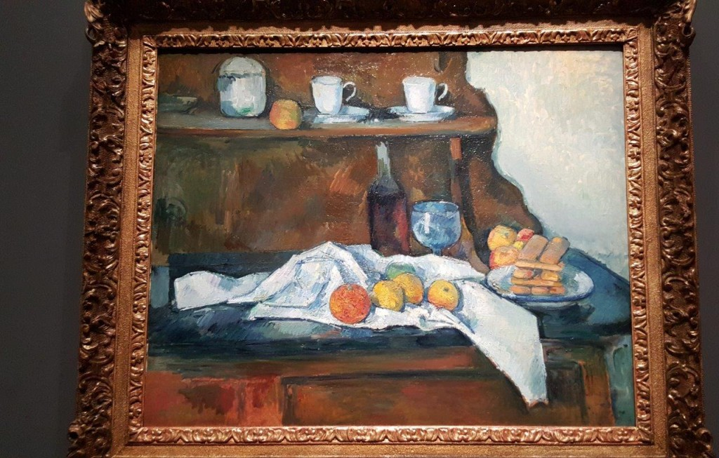 Paul Cezanne Le buffet