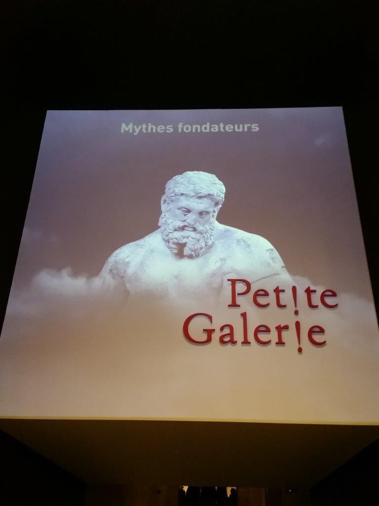 Exposition Mythes fondateurs : d'Hercule à Dark Vador