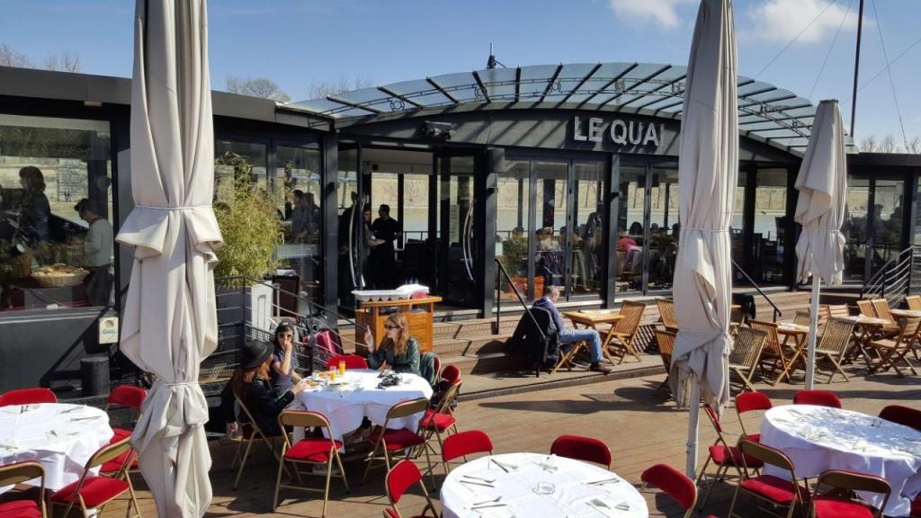 Restaurant Le Quai
