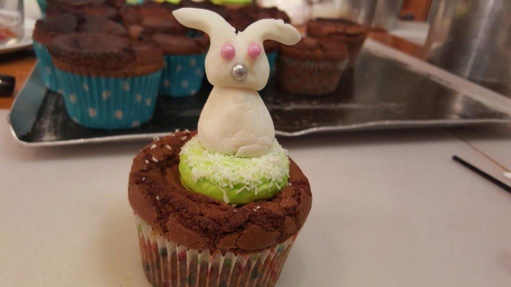 Des gâteaux de Pâques