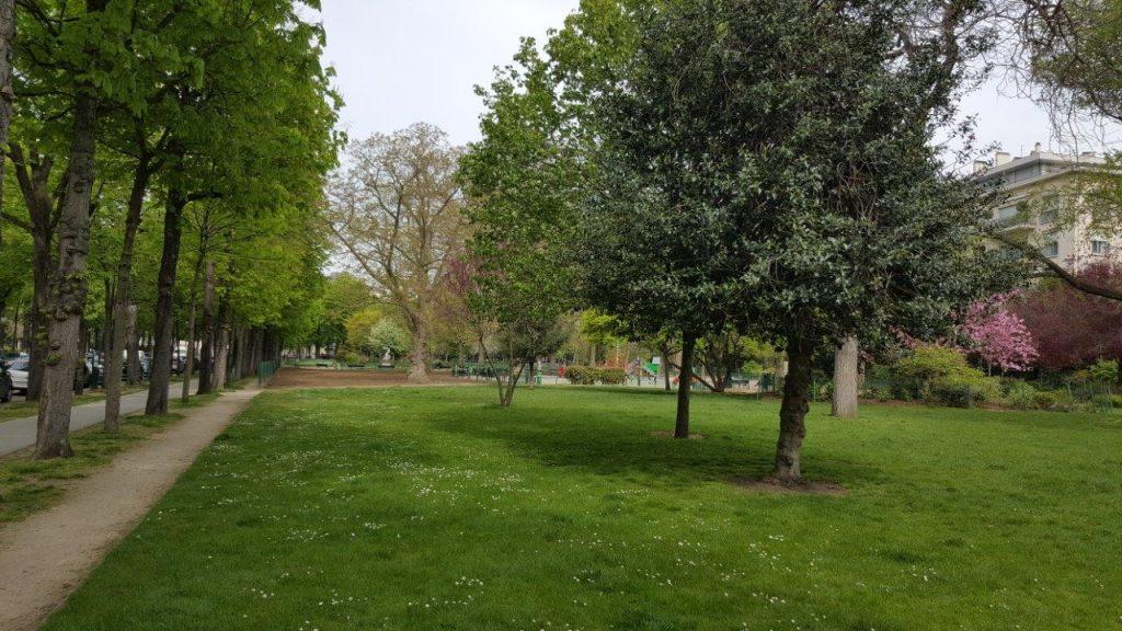 Jardins du Ranelagh