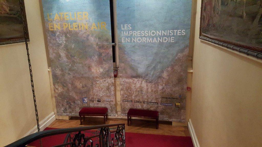 """Exposition """"L'atelier en plein air"""""""