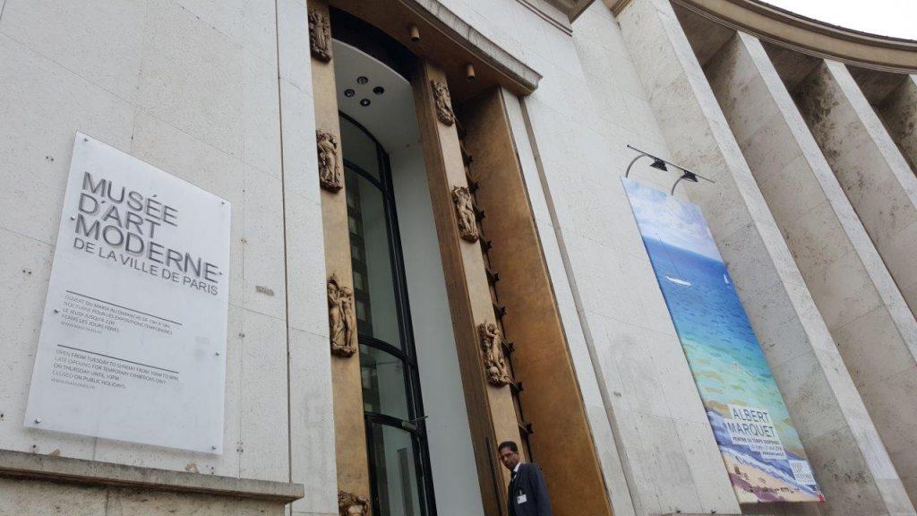 Musée des arts modernes de la Ville de Paris