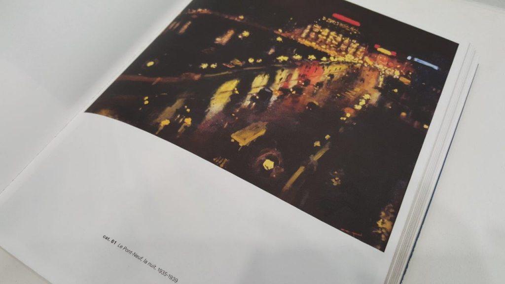 Catalogue de l'exposition Albert Marquet