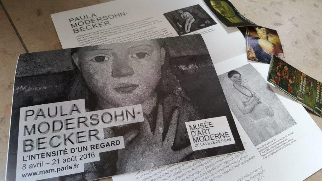 Exposition Paula Modersohn - Becker