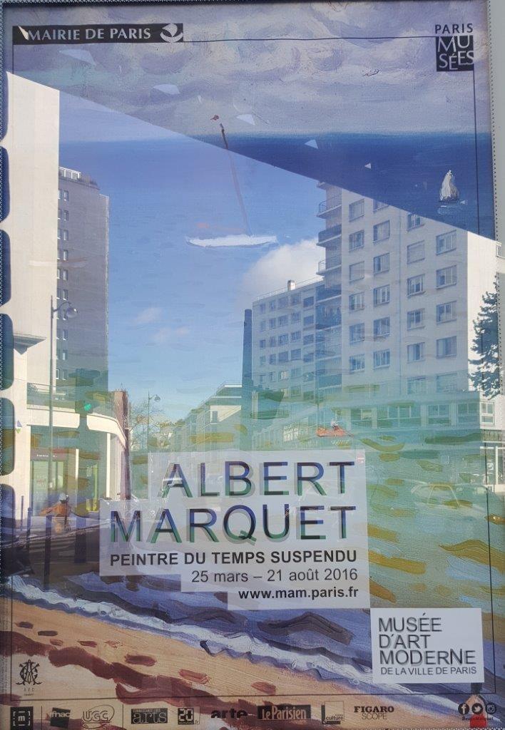 Exposition Albert Marquet