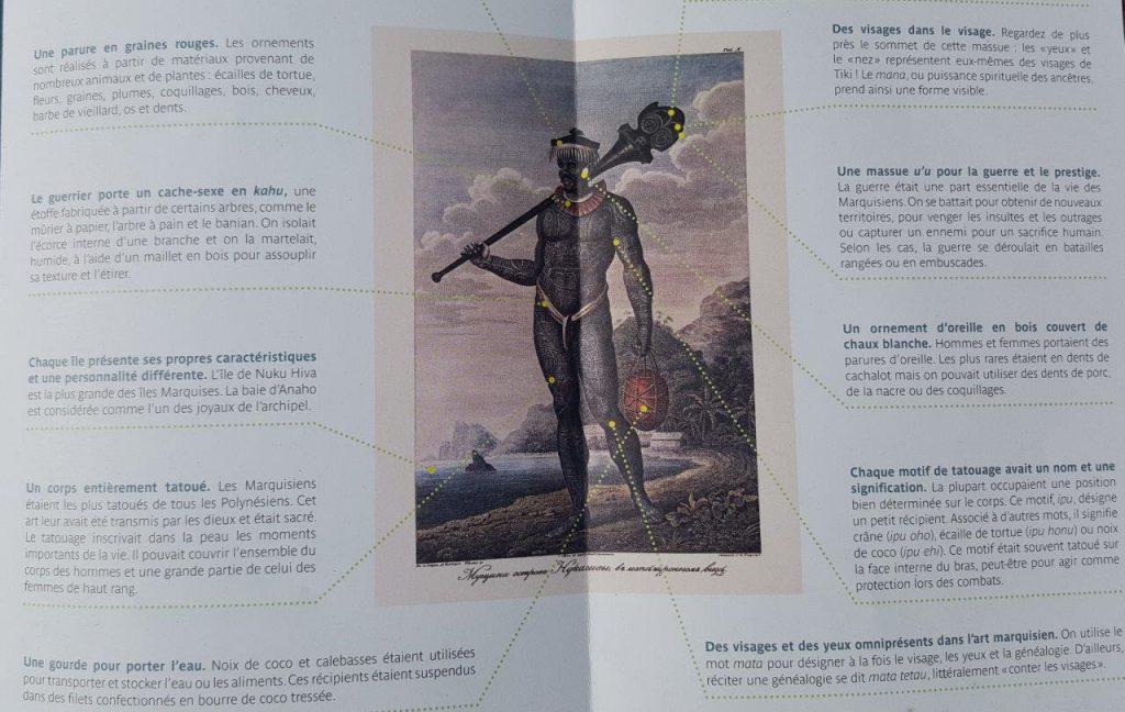 Livret de l'exposition Mata Hoata